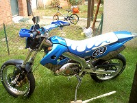 Derbi Supermotard Airsal Based On de Jojo69 - 3
