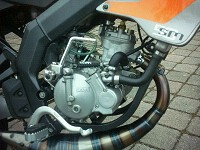 Derbi Supermotard Hebo Manston Racing de FX - 5