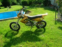 Derbi Supermotard Goldmember de DRD Racing - 3