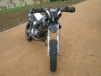 Derbi Supermotard Acerbis Powered de Kenny - 3
