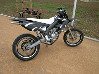 Derbi Supermotard Acerbis Powered de Kenny - 4