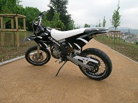 Derbi Supermotard Acerbis Powered de Kenny - 6