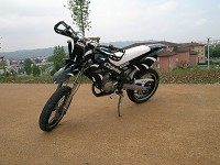 Derbi Supermotard Acerbis Powered de Kenny - 7