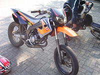 Derbi Supermotard Malossi MHR Team de Bidoul - 1