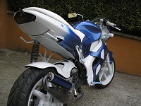 Gilera Dna Blue Firebird de BeNji - 2