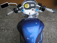 Gilera Dna Blue Firebird de BeNji - 4