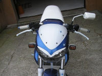 Gilera Dna Blue Firebird de BeNji - 5