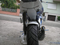 Gilera Dna Blue Firebird de BeNji - 7