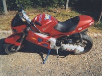 GILERA Dna Red Gore de Martial - 3