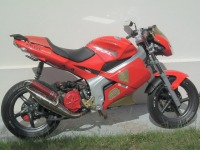 GILERA Dna Red Hebo Racing de SoadSugar - 1