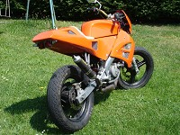Derbi GPR Nexone GP Replica de CrazyBart - 2