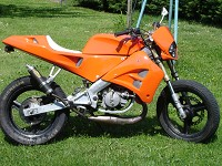 Derbi GPR Nexone GP Replica de CrazyBart - 4