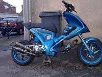 Gilera Ice Polini R-Evolution Blue d'Eugenekraps - 1