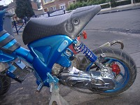 Gilera Ice Polini R-Evolution Blue d'Eugenekraps - 3