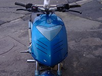 Gilera Ice Polini R-Evolution Blue d'Eugenekraps - 4