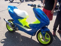 Yamaha Aerox Cool Due Plus de Jostunt - 1
