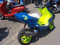 Yamaha Aerox Cool Due Plus de Jostunt - 2