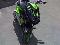 Yamaha Aerox Monster Energy Xtreme d'Ur02kev - 5
