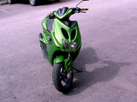 MBK Nitro MHR Team green de Crossman36 - 3