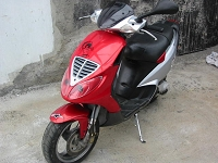 Piaggio NRG MC2 Red Sito Plus de Topher - 1