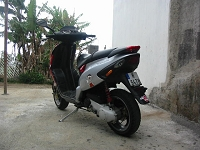 Piaggio NRG MC2 Red Sito Plus de Topher - 4