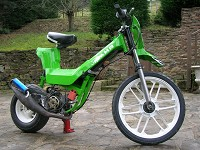 Prototype Green MHR Mob de Florent42 - 1