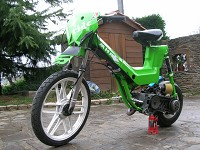 Prototype Green MHR Mob de Florent42 - 2