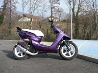 MBK Rocket Great MHR Purple de Lucie Rocket - 2