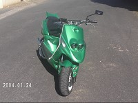 MBK Rocket Green Top Perf de Titiboy22340 - 1