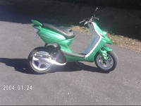 MBK Rocket Green Top Perf de Titiboy22340 - 2