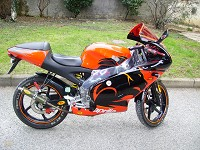 Aprilia RS Metrakit Pro Race de TOM#17 - 1