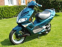 Peugeot Speedfight Green Airsal de Greg62 - 1