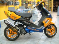 PEUGEOT Speedfight 125cc Pure Sang d'Alliance 2 Roues - 1