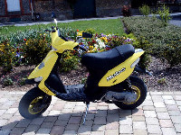 GILERA Stalker the Yellow Stalker de Arnette - 1