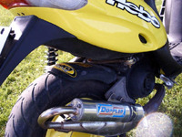 GILERA Stalker the Yellow Stalker de Arnette - 5