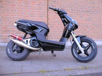 MBK Stunt Black Power de Yoeri - 1