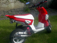 MBK Stunt Polini Funky Speed ODF Parts de JM - 2