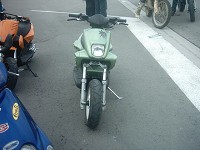 MBK Stunt MHR Team Green Tuning de Flo - 6