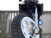MBK Stunt TNT Tuning Carbone Style de Coco - 16