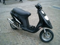 PIAGGIO Typhoon Black Power d'Eroan (Webmaster du site!) - 4