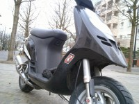 PIAGGIO Typhoon Black Power d'Eroan (Webmaster du site!) - 5