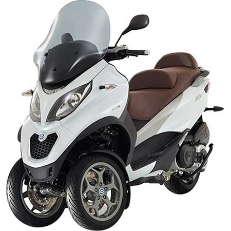 Scooter à 3 roues Piaggio MP3