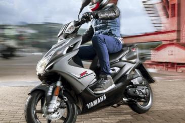 Photo du Yamaha Aerox 4