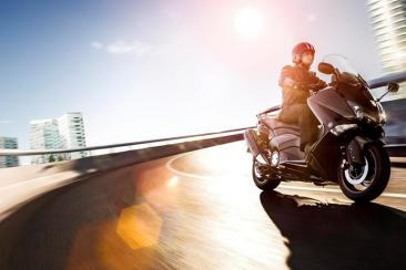 Photo du Yamaha T-Max 530