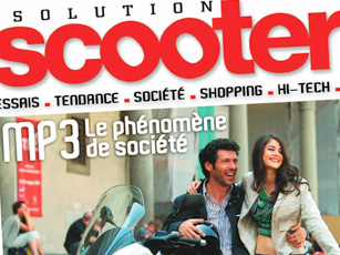 Solution Scooters, un mag 100% scooter urbain