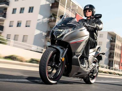 Honda Integra 2016 : le maxi-scooter GT évolue