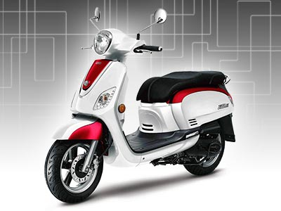 Sym Fiddle III 50 et 125 : le scooter urbain évolue