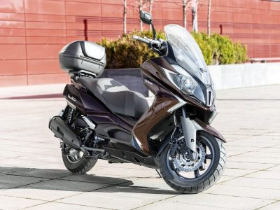 Kymco : série spéciale DownTown Exclusive