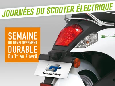 Interview : GreenTrans et le scooter électrique
