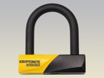 Kryptonite lance ses antivols U Intouchable